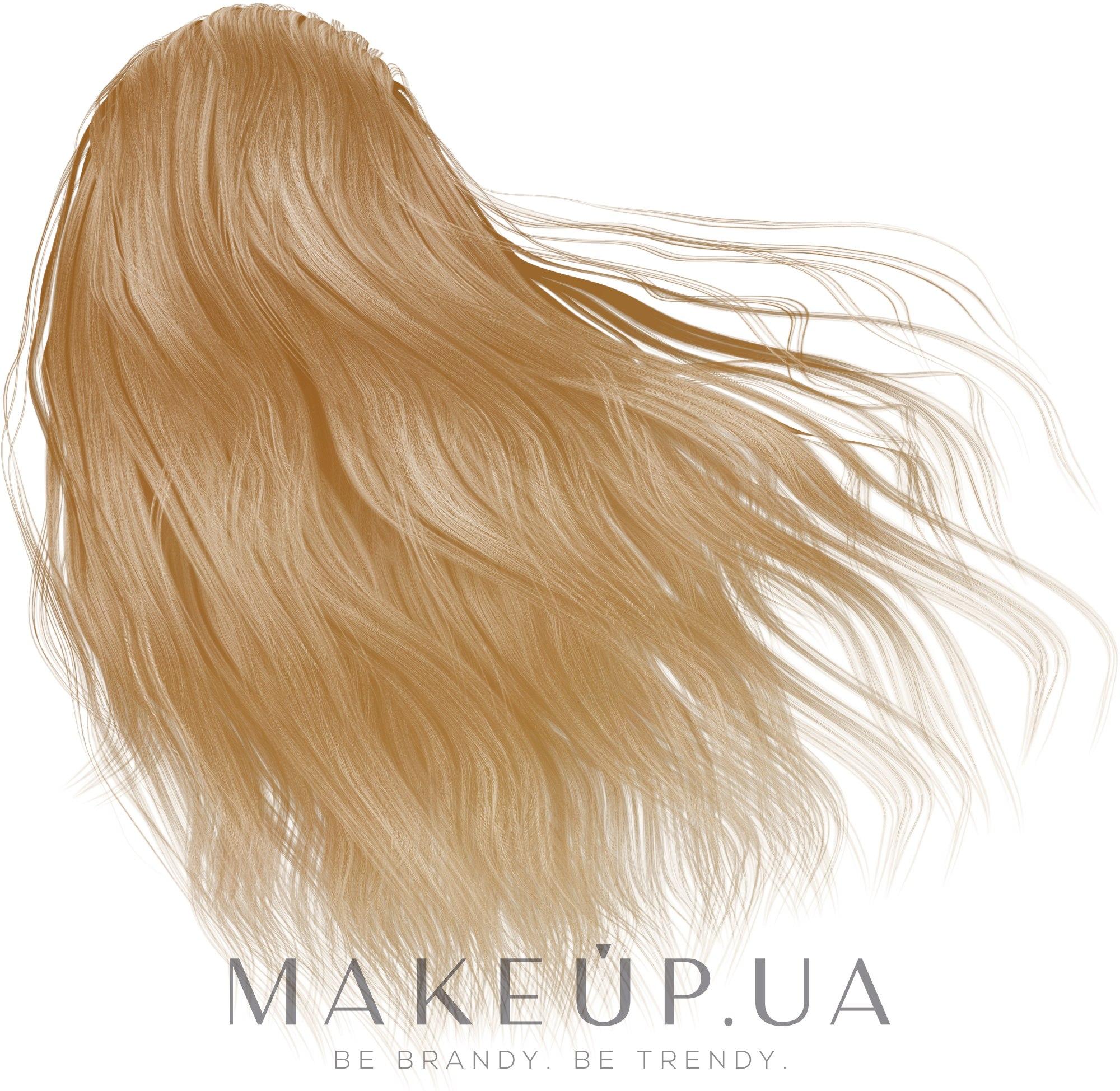 Краска для волос+осветление - Erayba Gamma Blond Superblond Haircolor Cream 1+2 — фото 11/30 - Золотистый экстра светлый блондин