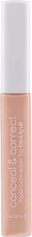 Жидкий консилер для лица - Beauty UK Conceal & Correct