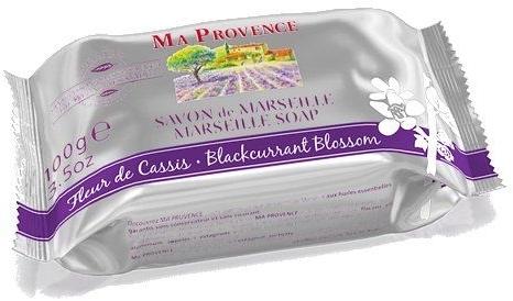 """Марсельское мыло """"Черная смородина"""" - Ma Provence Marseille Soap"""