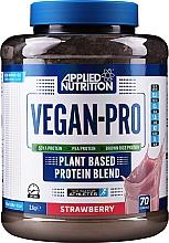 Духи, Парфюмерия, косметика Протеиновая смесь с аминокислотами - Applied Nutrition Vegan-pro Plant Based Protein Blend Strawberry