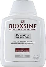 Духи, Парфюмерия, косметика Шампунь растительный, против выпадения для жирных волос - Biota Bioxsine Shampoo