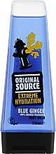 Духи, Парфюмерия, косметика Мужской гель для душа - Original SourceExtreme Hydration Blue Ginger Shower Gel