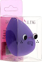 Духи, Парфюмерия, косметика Спонж для макияжа, фиолетовый - Bling Ring Original BeautyBlender