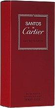 Cartier Santos For Men - Туалетная вода — фото N1