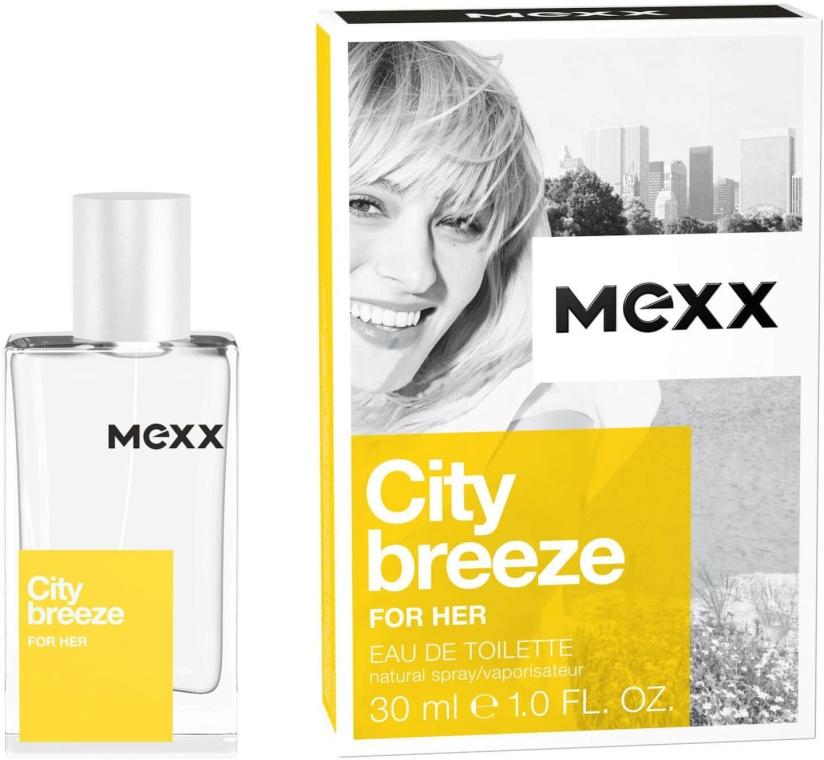 Mexx City Breeze For Her - Туалетная вода