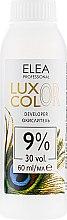 Окислитель 9% - Elea Professional Luxor Color — фото N1