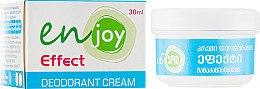 Духи, Парфюмерия, косметика Эко-крем-дезодорант - Enjoy & Joy For Man Deodorant Cream