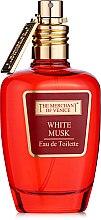 Духи, Парфюмерия, косметика The Merchant Of Venice White Musk - Туалетная вода
