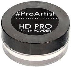 Духи, Парфюмерия, косметика Рассыпчатая пудра для лица - Freedom Makeup London HD Pro Finish