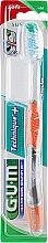 """Духи, Парфюмерия, косметика Зубная щетка, мягкая """"Technique+"""", оранжевая - G.U.M Soft Regular Toothbrush"""