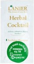 """Духи, Парфюмерия, косметика Шампунь """"Травяной коктейль"""" для жирных волос - Placen Formula Lanier Herbal Coctail Shampoo"""