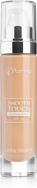 Тональный крем - Flormar Smooth Touch Foundation SPF 20