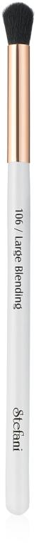 Кисть для растушевки теней, 106/Large Blending - Stefani Carlotte