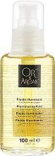 Духи, Парфюмерия, косметика Флюид иллюминирующий с аргановым маслом - Or&Argan illuminant Fluid with Argan Oil