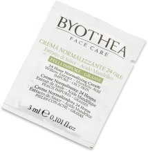 Духи, Парфюмерия, косметика Нормализующий крем 24 часа для жирной кожи - Byothea Normalizing Cream 24 Hours For Oily Skin (пробник)