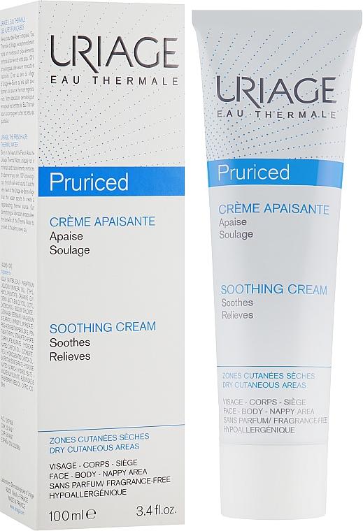 Крем для сухих зон кожи - Uriage Pruriced Cream