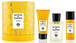 Духи, Парфюмерия, косметика Acqua Di Parma Colonia - Набор (edc/100ml + sh/gel/75ml + deo/50ml)