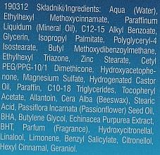 Зимовий захисний крем для обличчя SPF 20 - Lirene Full Active protection Cream for Winter SPF 20 — фото N4