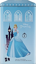 Духи, Парфюмерия, косметика Disney Princess Cinderella Blue - Набор (edt/100ml + b/mist/100ml)