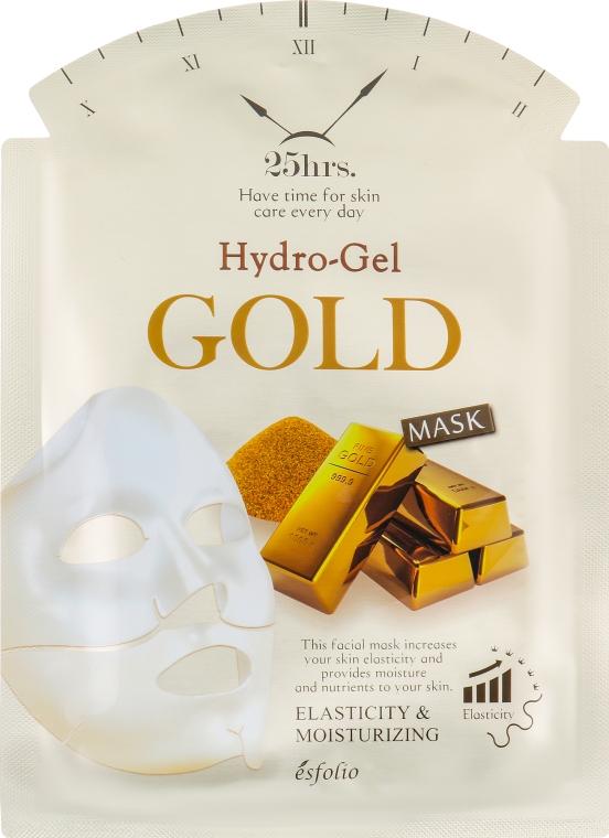 Гидрогелевая золотая маска - Esfolio Hydrogel Gold Mask