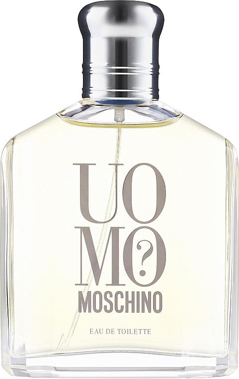 Moschino Uomo - Туалетная вода