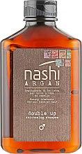 Духи, Парфюмерия, косметика Уплотняющий шампунь для мужчин - Nashi Argan Double Up Shampoo