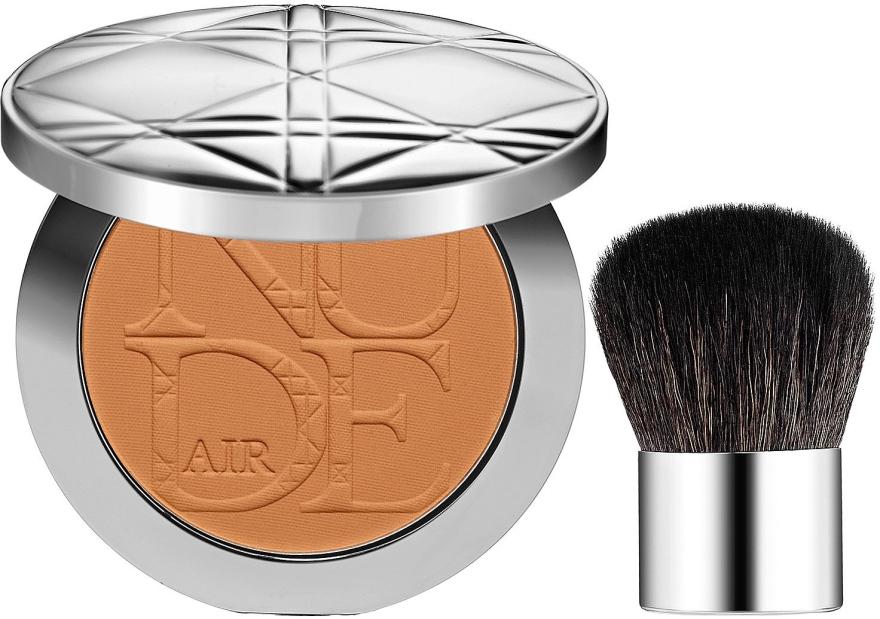 Dior Diorskin Nude Natural Glow Sculpting Powder Makeup