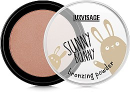 Парфумерія, косметика Пудра-бронзер - Luxvisage Sunny Bunny Bronzing Powder
