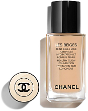 Духи, Парфюмерия, косметика УЦЕНКА Тональный крем - Chanel Les Beiges Teint Belle Mine Naturelle *