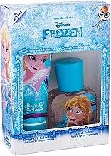 Духи, Парфюмерия, косметика Air-Val International Disney Frozen - Набор (edt/30ml + sh/gel/70ml)
