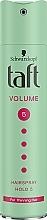 """Духи, Парфюмерия, косметика Лак для волос """"Объем"""", мегафиксация 5 - Taft True Volume 5"""