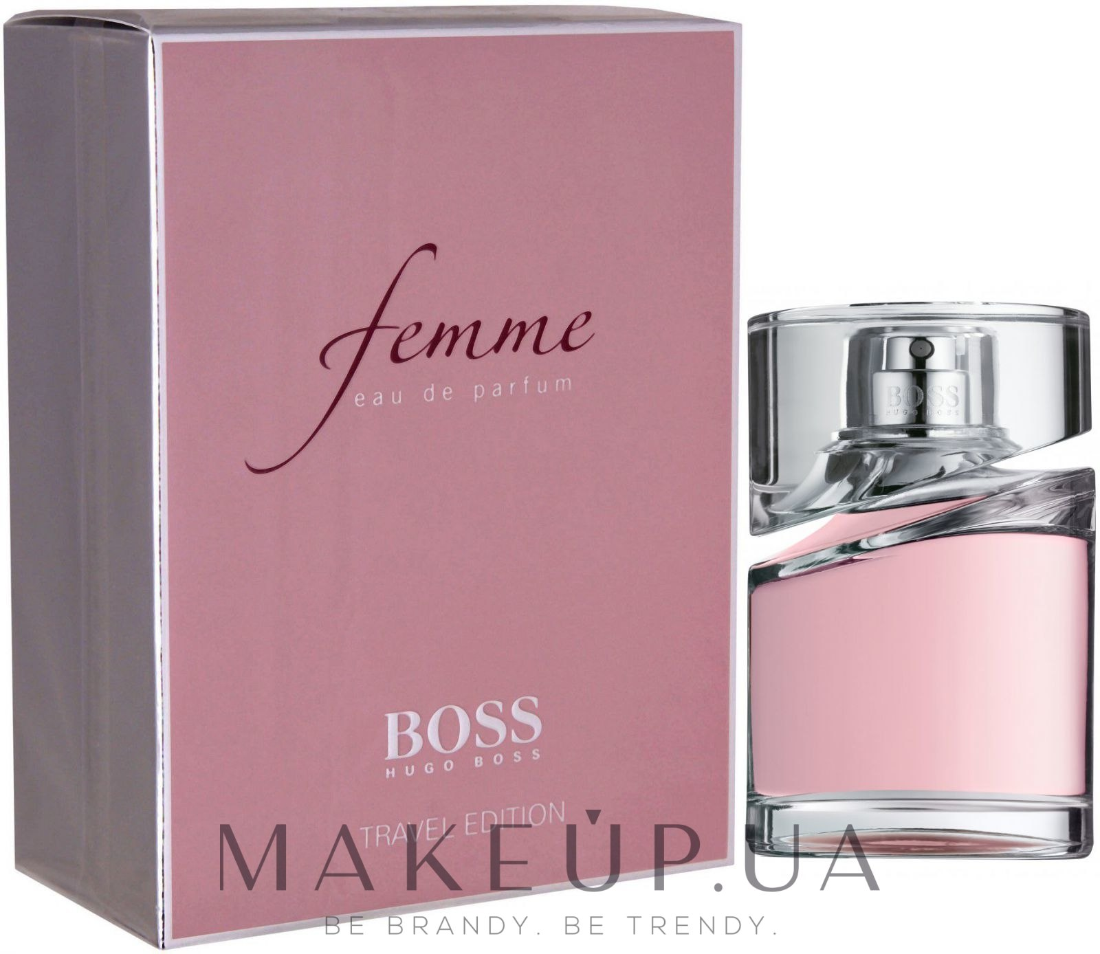 makeup hugo boss femme edp 50ml b l 100ml. Black Bedroom Furniture Sets. Home Design Ideas