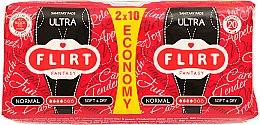 """Духи, Парфюмерия, косметика Прокладки для критических дней """"Ultra Line. Light."""", Soft & Dry, 4 капли, 20 шт. - Fantasy Flirt"""