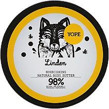 """Духи, Парфюмерия, косметика Масло для тела """"Липовый цвет"""" - Yope Oil"""