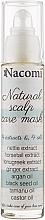 Духи, Парфюмерия, косметика Маска для кожи головы и волос - Nacomi Natural Hair Mask