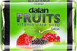 """Духи, Парфюмерия, косметика Туалетное мыло """"Ягоды"""" - Dalan Fruits Soap"""