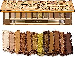 Духи, Парфюмерия, косметика Палетка теней для век - Urban Decay Naked Honey Palette