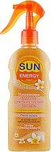 Духи, Парфюмерия, косметика Масло после загара с эффектом сияния - Sun Energy After Sun Moisturising Shining Oil