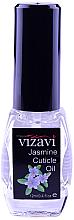 "Духи, Парфюмерия, косметика Масло для кутикулы ""Жасмин"" - Vizavi Professional Jasmine Cuticle Oil"