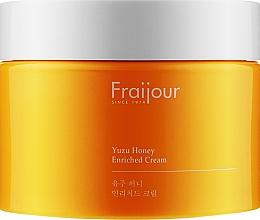 "Парфумерія, косметика Крем для обличчя ""Прополіс"" - Fraijour Yuzu Honey Enriched Cream"