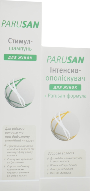 Набор - Parusan (shm/200ml + cond/125ml)