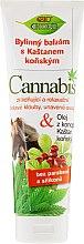 Духи, Парфюмерия, косметика Бальзам для ног - Bione Cosmetics Cannabis Herbal Ointment With Horse Chestnut