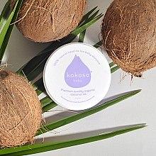 Детское кокосовое масло - Kokoso Baby Skincare Coconut Oil — фото N6