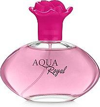 Духи, Парфюмерия, косметика Delta Parfum Aqua Royal - Туалетная вода (тестер с крышечкой)