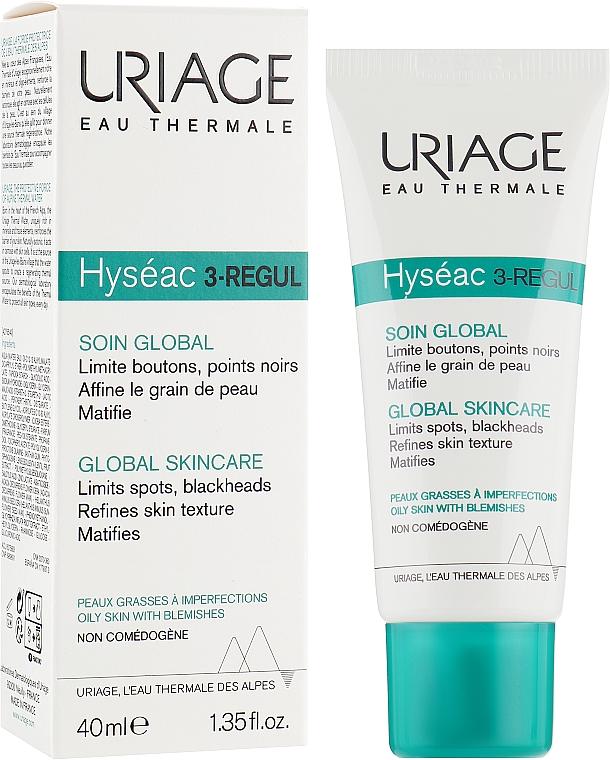 Универсальный уход для комбинированной кожи - Uriage Hyseac 3-Regul Soin Global
