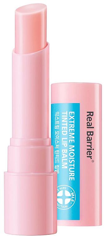 Увлажняющий бальзам-тинт для губ - Real Barrier Extreme Moisture Tinted Lip Balm