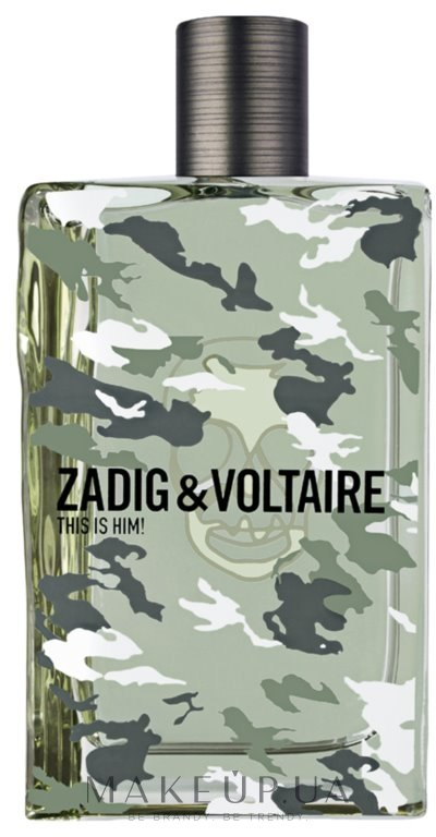 Zadig & Voltaire This Is Him No Rules - Туалетная вода — фото 100ml