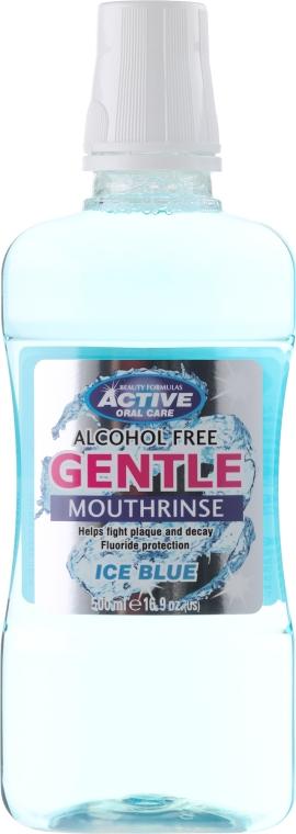Ополаскиватель для полости рта - Beauty Formulas Active Oral Care Clear Ice Blue