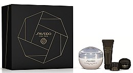 Духи, Парфюмерия, косметика Набор - Shiseido Future Solution LX Total Protective Cream Kit (cr/50ml+foam/15ml+night/cr/6ml+eye/lip/cr/2.5ml)