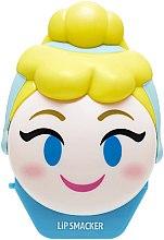 Духи, Парфюмерия, косметика Бальзам для губ - Lip Smacker Disney Emoji Cinderella Lip Balm
